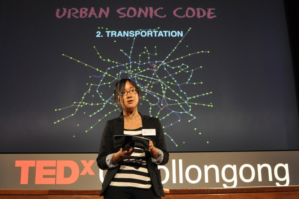 The Urban Designer: Dr Sara Adhitya
